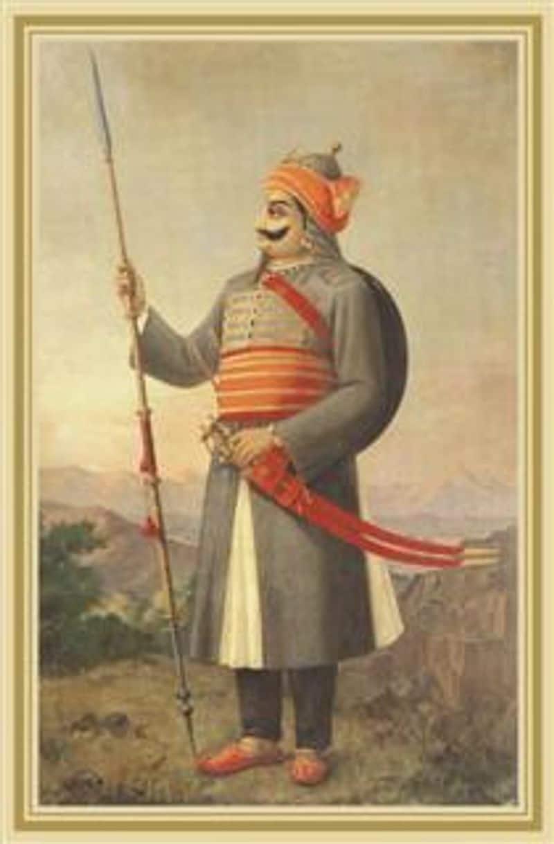 മഹാരാനാ പ്രതാപ് സിംഗ്