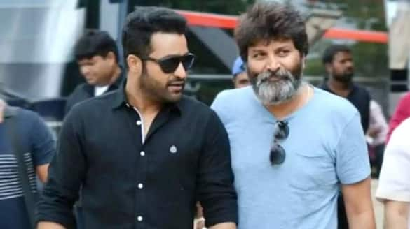 is it true? NTR and Trivikram Project Shelved? jsp