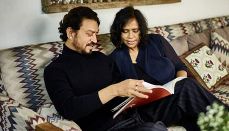 i want to live with her Irrfan khan about his wife on his one of the last interviews