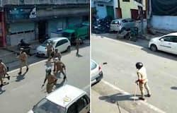 <p>कानपुर में फिर से मेडिकल टीम और पुलिस पर पथराव किया गया। हांलाकि पुलिस &nbsp;मुस्तैदी &nbsp;दिखाई और समय रहते भारी पुलिस बल साथ पहुंचे आलाधिकारियों ने स्थिति पर नियंत्रण कर लिया</p>