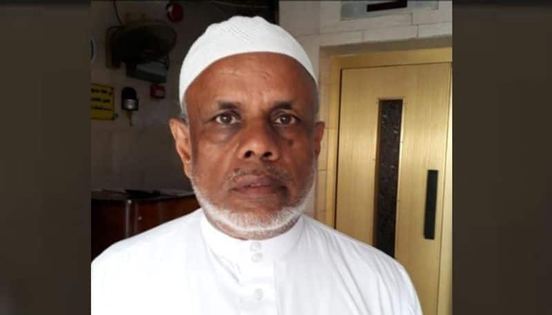 keralite  dies in Mecca  Infected with covid