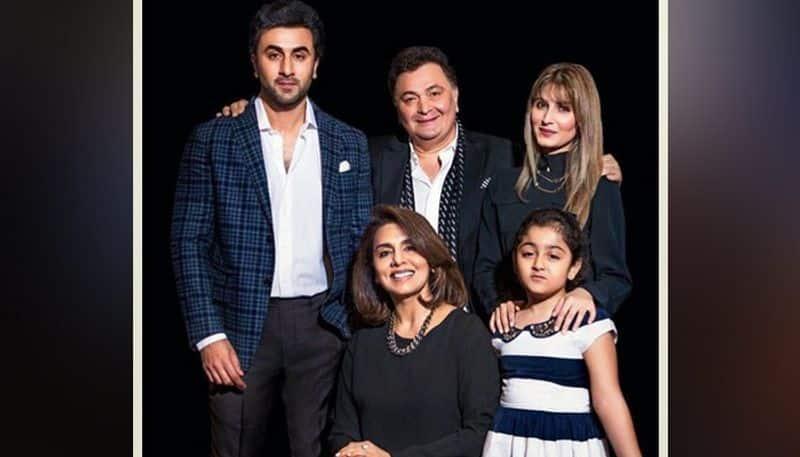 Kapoor Family Issues Statement On Rishi Kapoor death