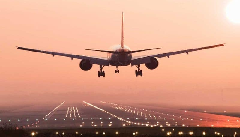 airline operations in India