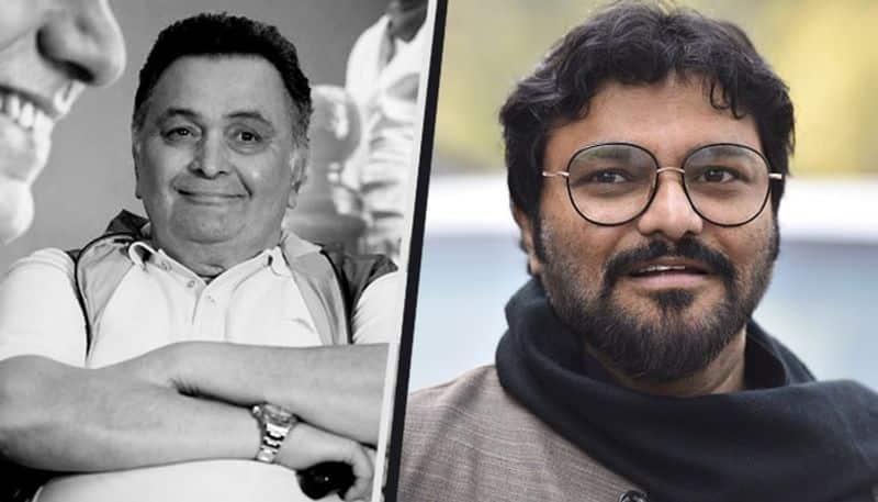 Babul Supriyos reation on Rishi Kapoor