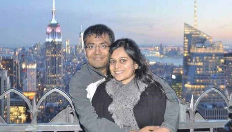 Indian Man and Pregnant Wife Found Dead US