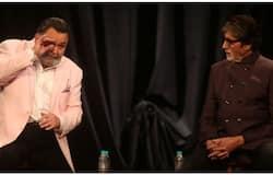 <p>Amithabh bachan and Rishi Kapoor</p>