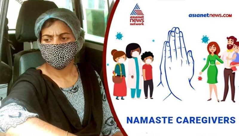 Fearless girl provides ambulance service amid Corona panic in North Dinajpur