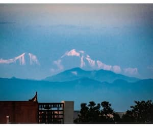 saharanpur people can see himalaya now visible from town with good aqi after 30 years kpt