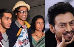 <p>irrfan khan family</p>