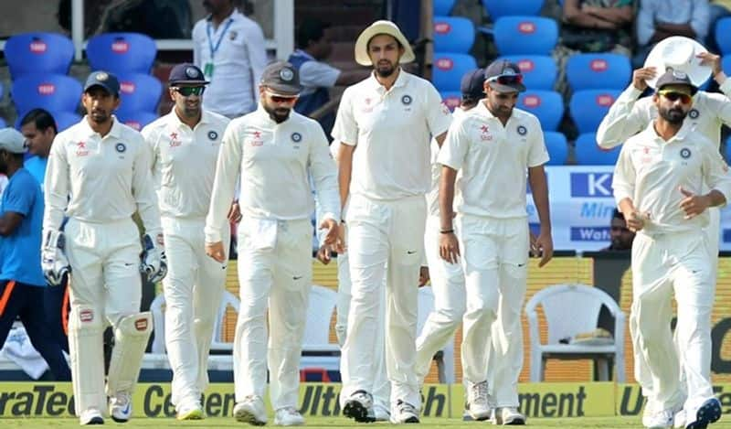 For the first time after 2016 India lose top spot in ICC test rankings