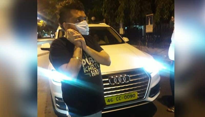 3 drunk youths arrested for duplicating cars no plate