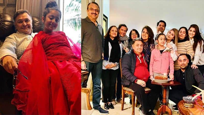 Riddhima Kapoor Sahni's husband Bharat shares throwback pictures