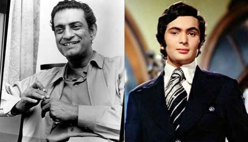 Rishi kapoor greeted director Satyajit Ray on bobby premiere