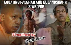<p>Palghar lynching and Bulandshahr murders are not the same!</p>