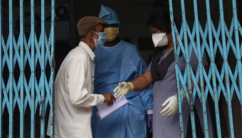 Eight new corona infected in nrs hospital