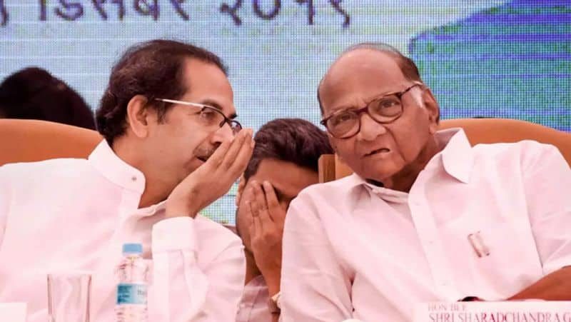 Pawar met Thackeray for the second time in four days, what is the matter