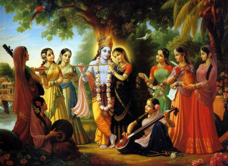 Lesser Known Facts About Radha
