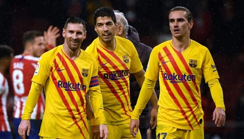 La Liga players will be allowed to practice after the Covid 19 Test