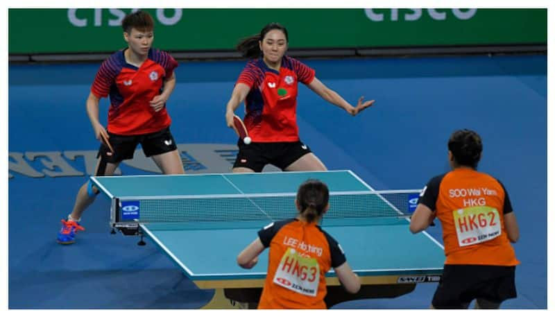 ITTF extended the suspension on all table tennis competitions until the end of July