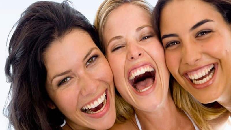 "<p style=""text-align: justify;"">Do you know laughter can help you reduce your stress? It secretes a hormone that makes your worries vanish as well as physically, you will feel more charged up.</p>"