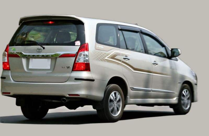 New Safety Features Of Toyota Innova Crysta