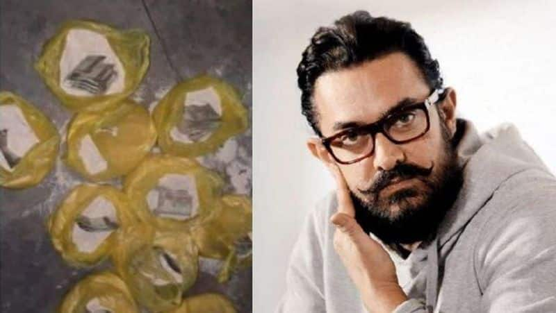 Aamir Khan opens on viral picture of donation