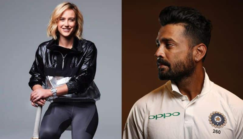 Ellyse Perry gives answer on Murali Vijays wish to have dinner with her