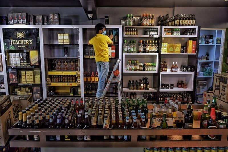 bevco to start online liquor token system