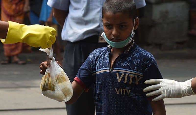 Over one-third of Indian households may run out of resources in another week
