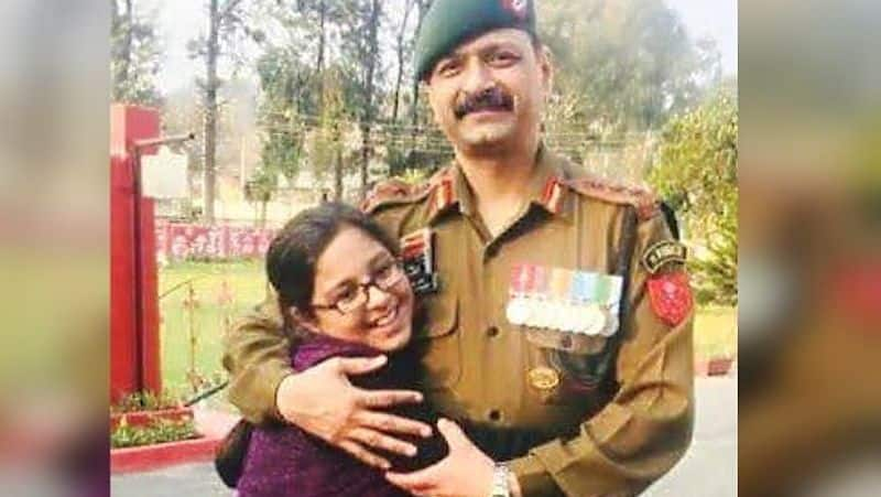 Martyred in Handwara Colonel Ashutosh Sharma had joined Indian Army in 13th attempt