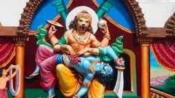 <p>Narasimha Jayanti&nbsp;</p>