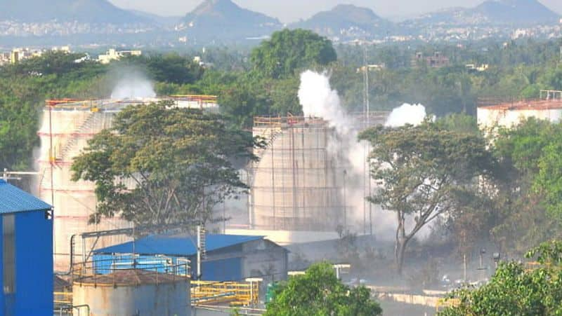 13000 Tonnes Of Styrene Gas That Killed 11 In Visakhapatnam Being Shipped To South Korea
