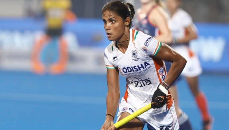 Vandana Katariya enjoying mentor role Indian women hockey team