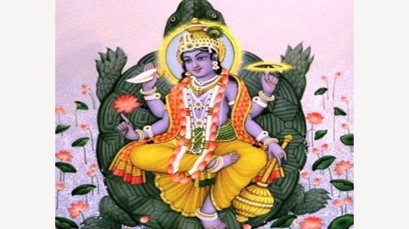 Incarnation of Lord Vishnu .. Kurma Jayanti today