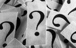 <p>Question Mark</p>