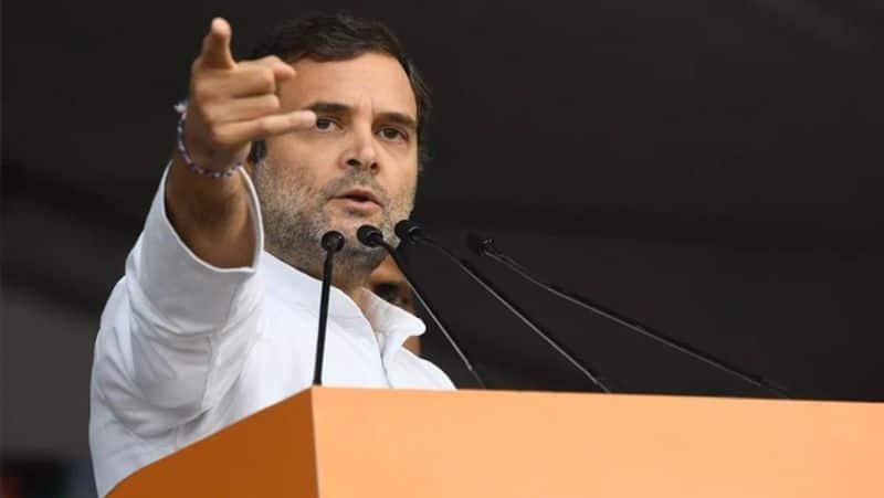 rahul gandhi slams NITI Ayog over covid 19 prediction