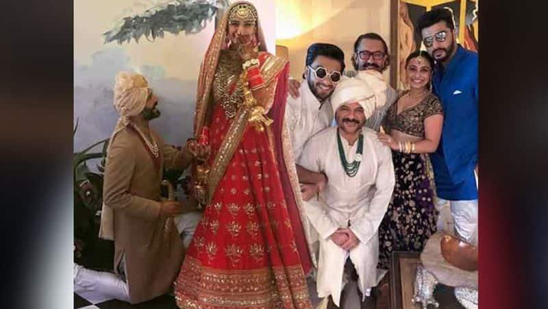 Throwback video of Arjun Kapoor getting emotional on Sonam's wedding