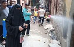 <p>Imrana health worker&nbsp;</p>
