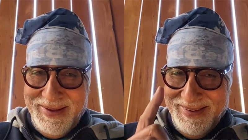 Amitabh bachchan shares a videos on his twitter