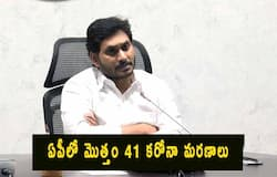 <p>AP CM YS Jagan Review meeting on covid 19 cases<br /> &nbsp;</p>