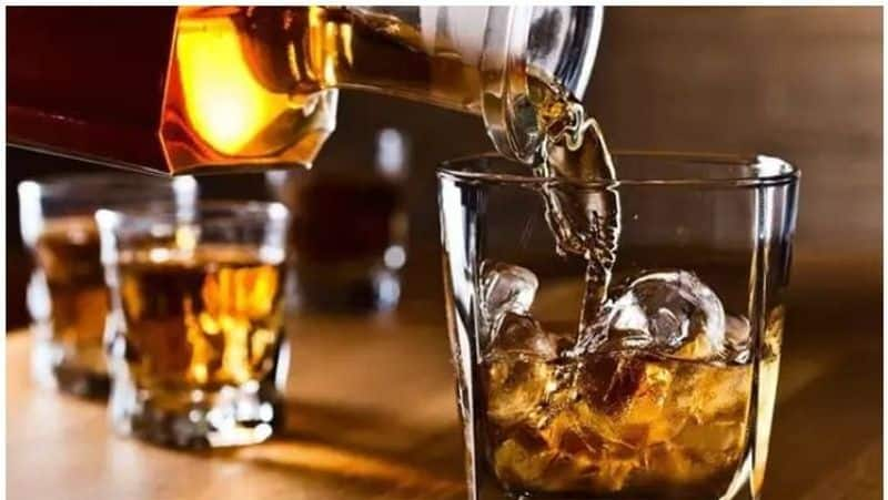 Foreign liquor bottles seized from lorry