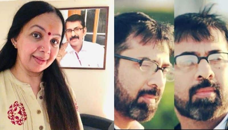 Actress thara kalyan and sowbagya venkitesh on rajaram s memory on his birthday