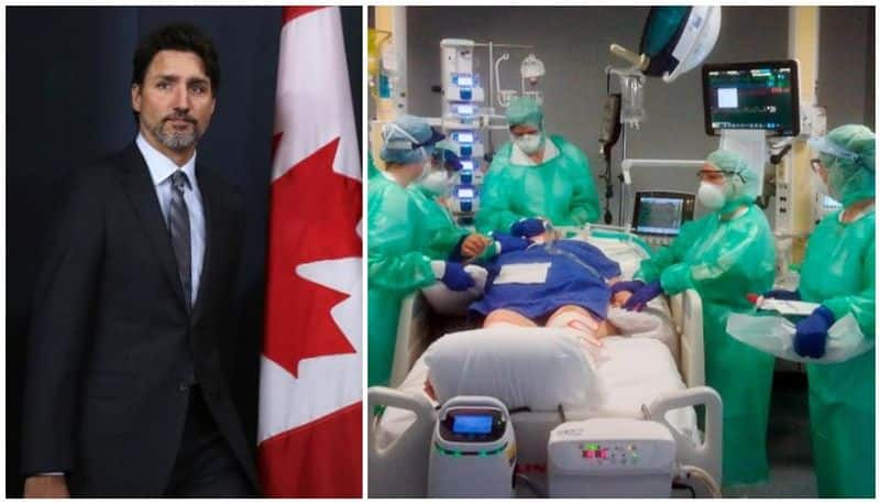 Will not pay for sub standard mask from china says canada pm  Justin Trudeau