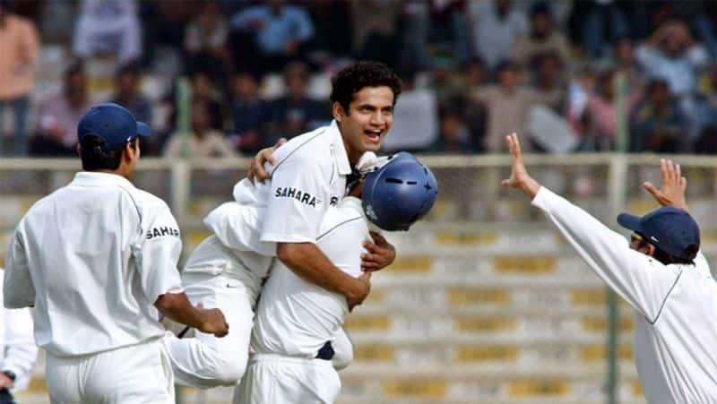 It was Sachin Tendulkars idea to promote me as batsman, not Greg Chappells: ex team india bowler Irfan Pathan