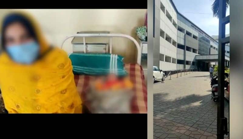 malayali women gave birth in autorikshaw after five hospitals deny her admission