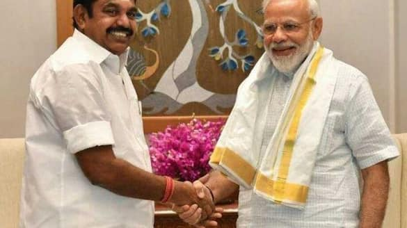 Increased supply of oxygen: Edappadi Palanisamy letter to the Prime Minister