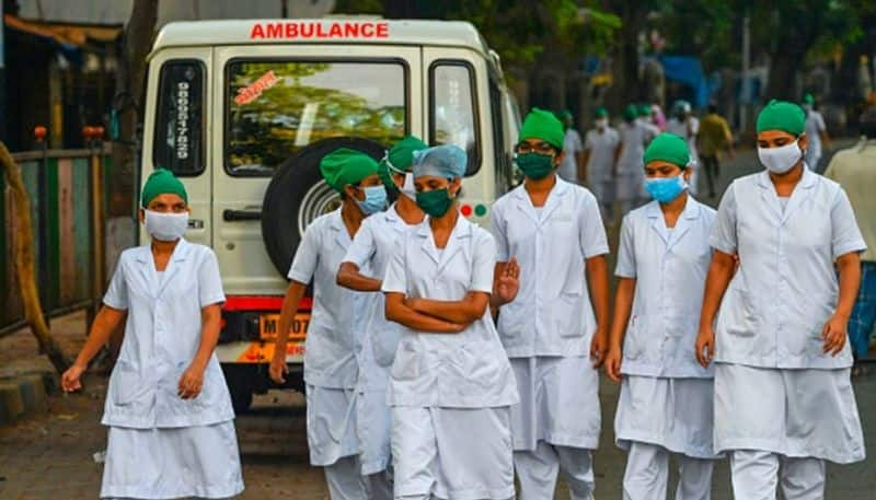 Nurses from other states leaving Bengal due to safety