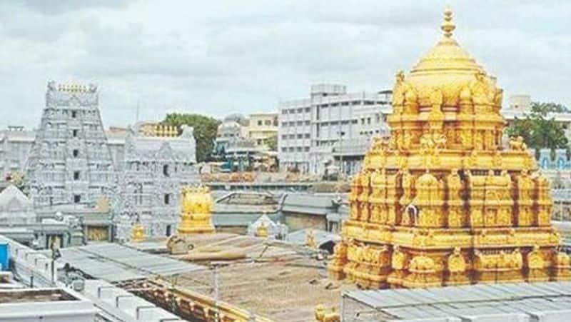 Tirupati Laddu Prasadam sale resumes TTD says Lord Balaji prasadam available online also