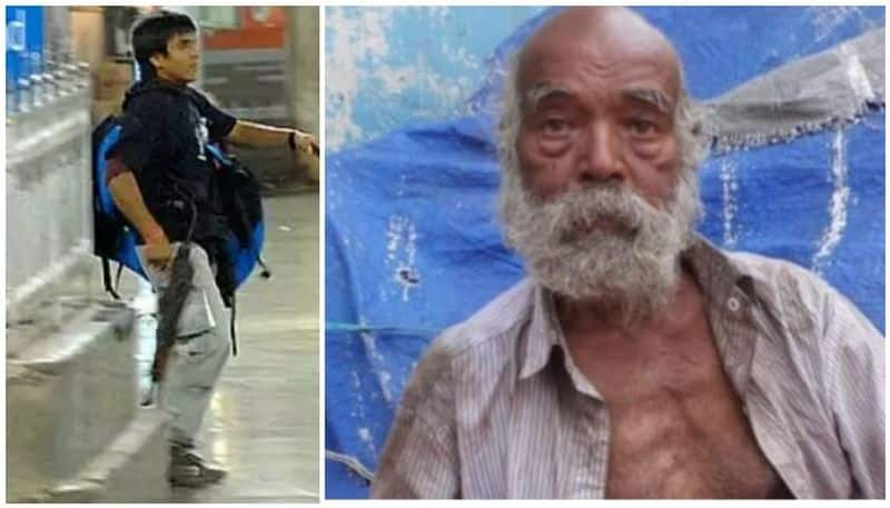 mumbai terror attack  witness spotted lying on a footpath and rescued BJP offers 10 lakh for rehabilitation