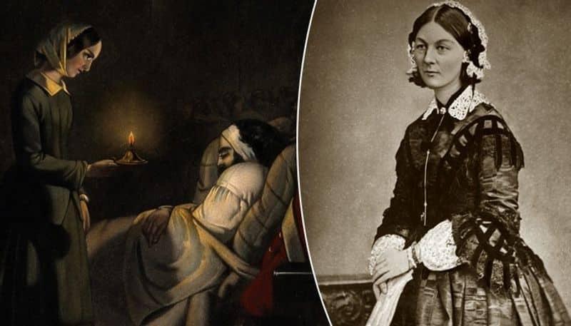 The founder of modern nursing system her birthday is celebrated as International Nurses Day